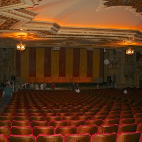 Ohio Theatre Tour