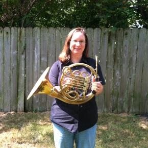 Julia Rose – Associate Principal French Horn