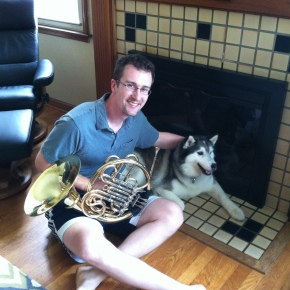 Adam Koch – Acting Second Horn / Tenured Fourth Horn