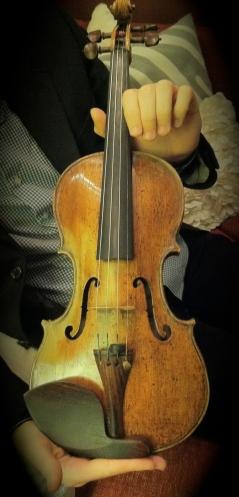 1745 Carlo Antonio Testore Violin