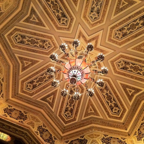 Ohio Theatre Chandelier
