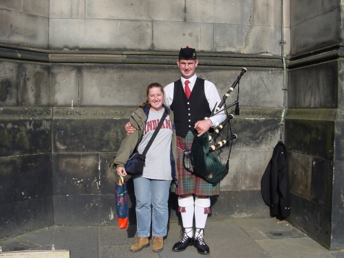 Malcolm - Edinburgh