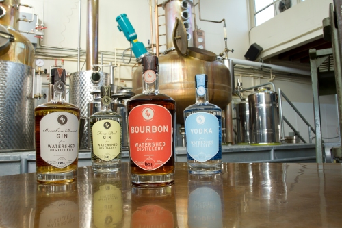 Watershed spirits