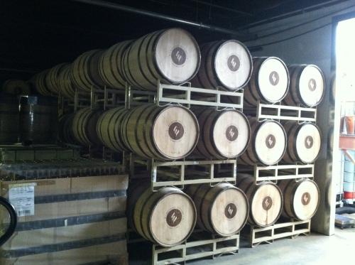 Watershed - bottles and barrels