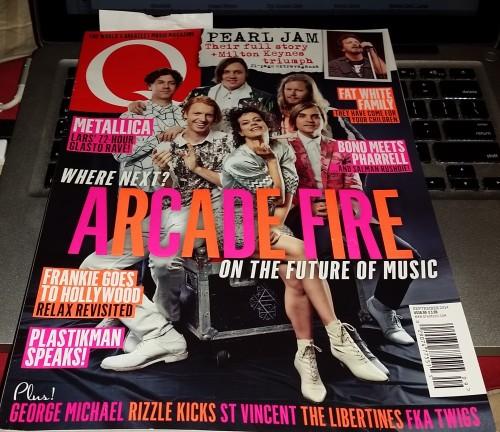 Q Magazine - September 2014