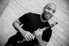 Antoine Clark – Music and Artistic Director  McConnell Arts Center Chamber Orchestra