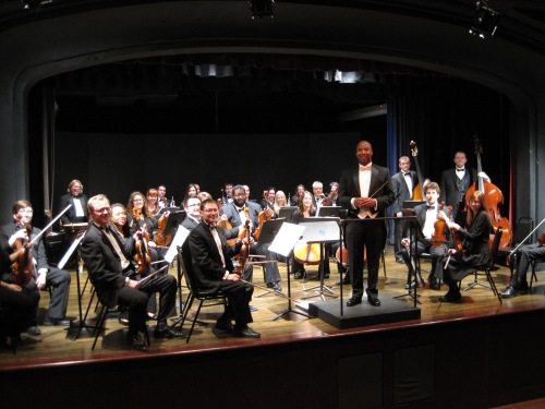 McConnell Arts Chamber Orchestra 2