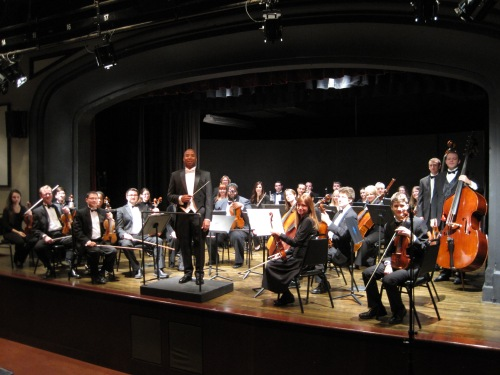 McConnell Arts Chamber Orchestra