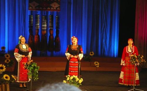 Singers - Sto Kaba Gaidi, Smolyan, Bulgaria