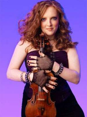 Rachel Barton Pine - Heavy Metal music lover
